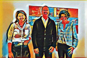 FUTURE-LeadersTalk mit Bernhard Kuhnt, Susanne Plaschka, Anita Hussl-Arnold