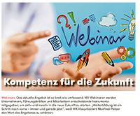 Tiroler Wirtschaft, April 2020
