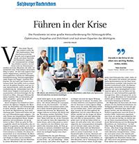 Salzburger Nachrichten, April 2020