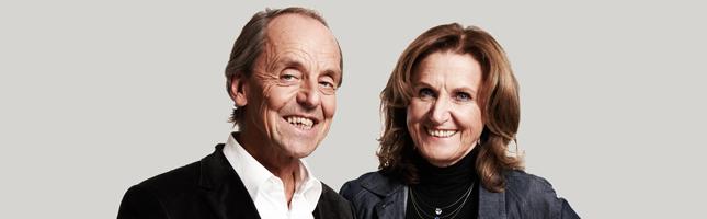 Die FUTURE Gründer Helga und Wolfgang Stabentheiner