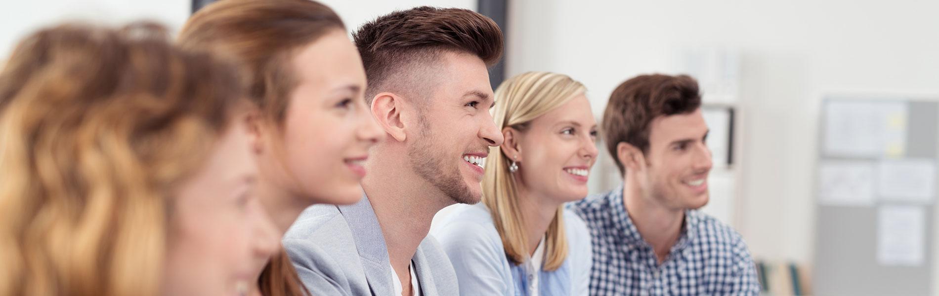 FUTURE Bereich Training - Unterpunkt Inhouse-Seminare